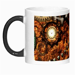 Steampunk In Noble Design Morph Mugs