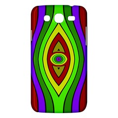 Colorful Symmetric Shapes Samsung Galaxy Mega 5 8 I9152 Hardshell Case  by LalyLauraFLM