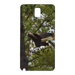 Bald Eagle Samsung Galaxy Note 3 N9005 Hardshell Back Case by timelessartoncanvas
