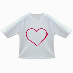 Customizable Shotgun Heart Infant/toddler T Shirts by CraftyLittleNodes