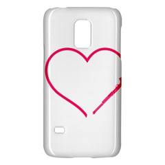 Customizable Shotgun Heart Galaxy S5 Mini by CraftyLittleNodes