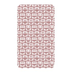 Light Pink And White Owl Pattern Memory Card Reader by creativemom
