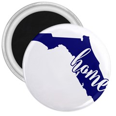 Florida Home  3  Magnets
