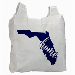 Florida Home  Recycle Bag (one Side)