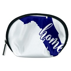 Florida Home  Accessory Pouches (medium)  by CraftyLittleNodes