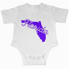 Florida Home State Pride Infant Creepers