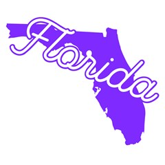Florida Home State Pride Magic Photo Cubes by CraftyLittleNodes