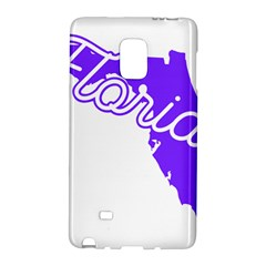 Florida Home State Pride Galaxy Note Edge by CraftyLittleNodes