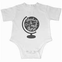 Adventure Is Out There Infant Creepers by CraftyLittleNodes