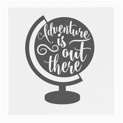 Adventure Is Out There Medium Glasses Cloth by CraftyLittleNodes