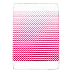 Pink Gradient Chevron Flap Covers (l)  by CraftyLittleNodes
