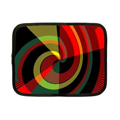 Spiral Netbook Case (small) by LalyLauraFLM