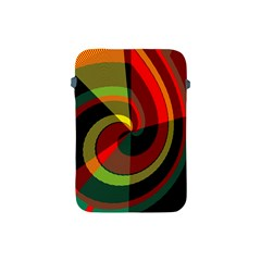 Spiral Apple Ipad Mini Protective Soft Case by LalyLauraFLM
