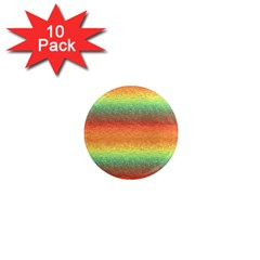 Gradient Chaos 1  Mini Magnet (10 Pack)