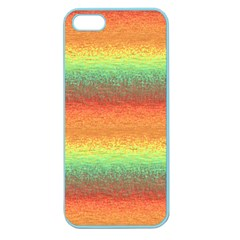 Gradient Chaos Apple Seamless Iphone 5 Case (color) by LalyLauraFLM