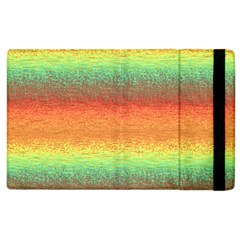 Gradient Chaos Apple Ipad 3/4 Flip Case by LalyLauraFLM