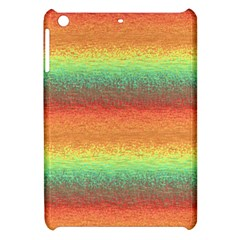 Gradient Chaos Apple Ipad Mini Hardshell Case by LalyLauraFLM