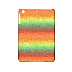 Gradient Chaos Apple Ipad Mini 2 Hardshell Case by LalyLauraFLM
