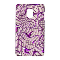 Ribbon Chaos 2 Lilac Galaxy Note Edge by ImpressiveMoments