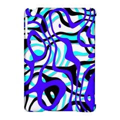 Ribbon Chaos Ocean Apple Ipad Mini Hardshell Case (compatible With Smart Cover) by ImpressiveMoments