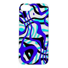 Ribbon Chaos Ocean Apple Iphone 5s Hardshell Case by ImpressiveMoments