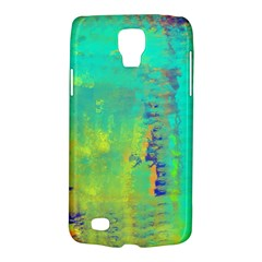 Abstract In Turquoise, Gold, And Copper Galaxy S4 Active by digitaldivadesigns