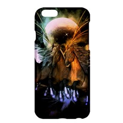 Wonderful Horses In The Universe Apple Iphone 6 Plus/6s Plus Hardshell Case by FantasyWorld7