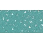 Sweetie Soft Teal Magic Photo Cubes Long Side 3