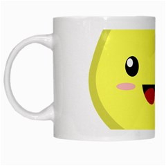 Kawaii Bee White Mugs by KawaiiKawaii