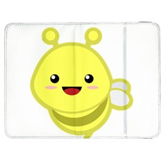 Kawaii Bee Samsung Galaxy Tab 7  P1000 Flip Case