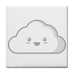 Kawaii Cloud Face Towel by KawaiiKawaii