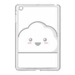 Kawaii Cloud Apple Ipad Mini Case (white) by KawaiiKawaii