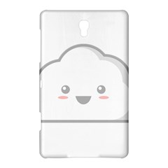Kawaii Cloud Samsung Galaxy Tab S (8 4 ) Hardshell Case  by KawaiiKawaii