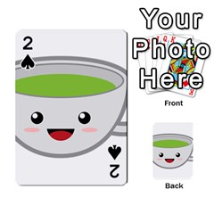 Kawaii Cup Playing Cards 54 Designs  by KawaiiKawaii