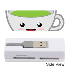 Kawaii Cup Memory Card Reader (stick)  by KawaiiKawaii