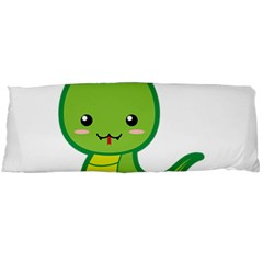 Kawaii Snake Body Pillow Cases Dakimakura (two Sides)  by KawaiiKawaii