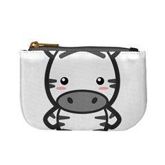 Kawaii Zebra Mini Coin Purses by KawaiiKawaii