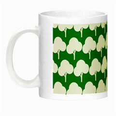 Tree Illustration Gifts Night Luminous Mugs by creativemom