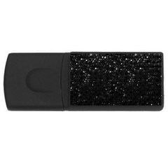 Crystal Bling Strass G283 Usb Flash Drive Rectangular (4 Gb)  by MedusArt