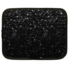 Crystal Bling Strass G283 Netbook Case (large)	 by MedusArt