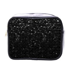 Crystal Bling Strass G283 Mini Toiletries Bags by MedusArt