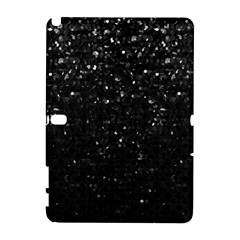 Crystal Bling Strass G283 Samsung Galaxy Note 10 1 (p600) Hardshell Case by MedusArt