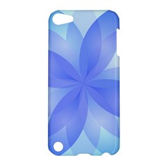 Abstract Lotus Flower 1 Apple Ipod Touch 5 Hardshell Case by MedusArt