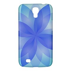 Abstract Lotus Flower 1 Samsung Galaxy Mega 6 3  I9200 Hardshell Case by MedusArt