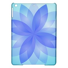 Abstract Lotus Flower 1 Ipad Air Hardshell Cases by MedusArt