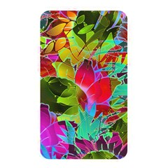 Floral Abstract 1 Memory Card Reader by MedusArt