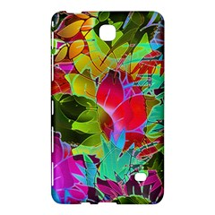 Floral Abstract 1 Samsung Galaxy Tab 4 (8 ) Hardshell Case