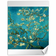 Blossoming Almond Tree Canvas 36  X 48   by MasterpiecesOfArt