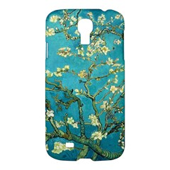 Blossoming Almond Tree Samsung Galaxy S4 I9500/i9505 Hardshell Case by MasterpiecesOfArt