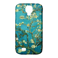 Blossoming Almond Tree Samsung Galaxy S4 Classic Hardshell Case (pc+silicone) by MasterpiecesOfArt